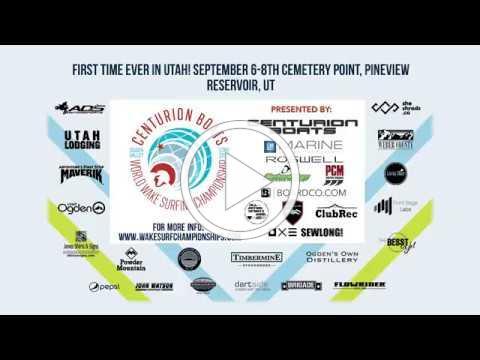 World Wakesurfing Championships 2018 :30 ad