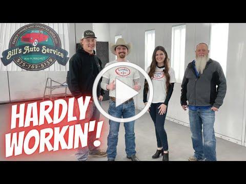 Hardly Workin' Episode 3 (Part 1): Bill's Auto Service, Inc. - Clovis, New Mexico