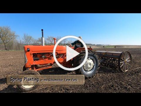 Spring Planting at the Schumacher Farm Park