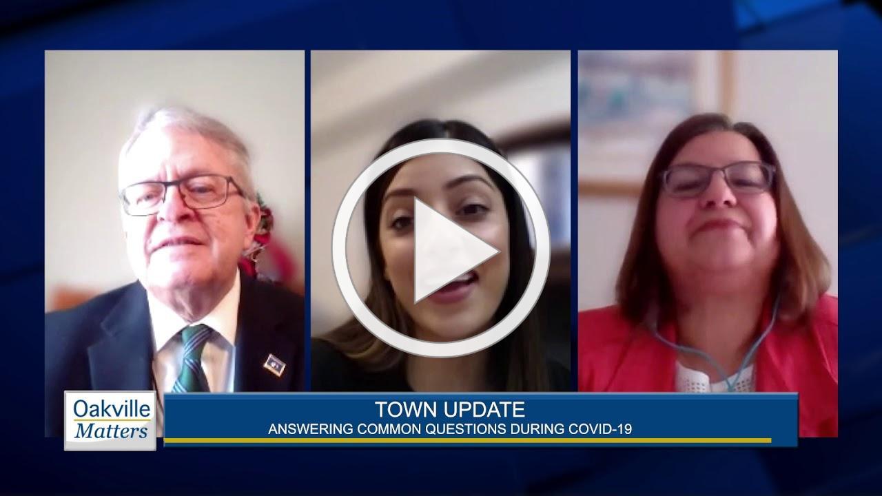 Oakville Matters: Town Update, April 7, 2020