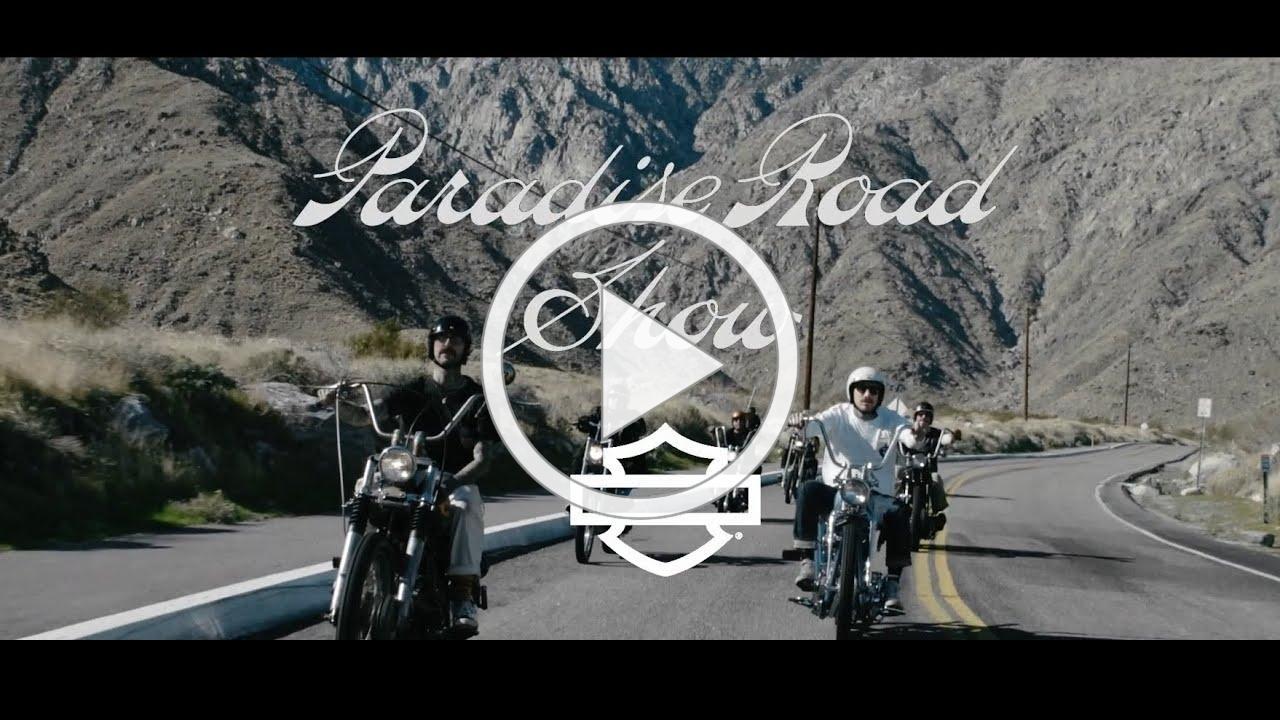 Paradise Road Show 2020 | Harley-Davidson