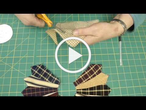 How to Make a Dresden Turkey! - Quilting Tutorial