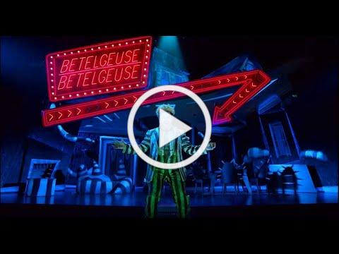 """""""A jaw-dropping funhouse!"""" 