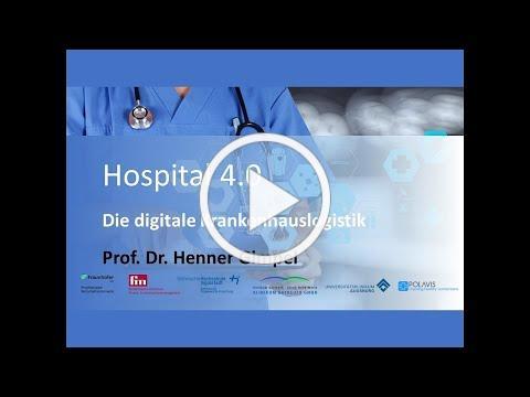 Hospital 4.0: Die digitale Krankenhauslogistik