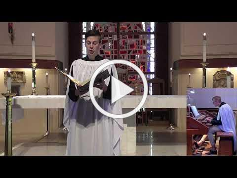 August 30, 2020 Rite II Holy Communion for the Thirteenth Sunday after Pentecost