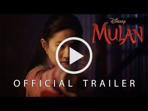 Disney's Mulan | Official Trailer