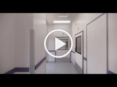 Duke Human Vaccine Institutes GMP Facillty 2019