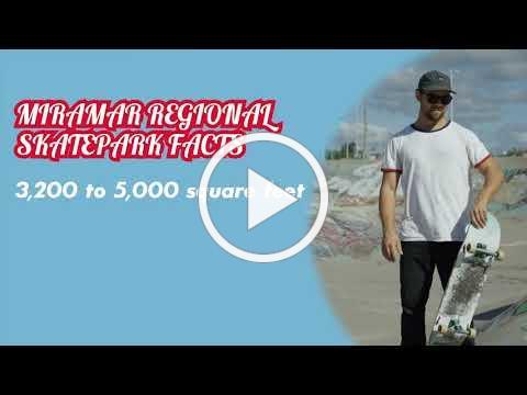 Miramar Regional Skate Park Coming Soon!