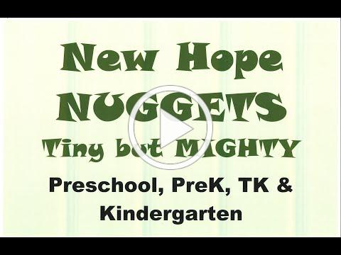 New Hope Nuggets JULY 26