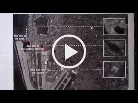 Beruit Explosion and Airport Sites