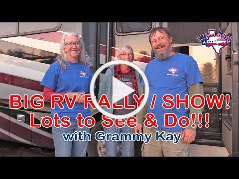 What Is It Like to Attend a Big RV Rally? | FMCA International Convention, Ep 1 | RVTX