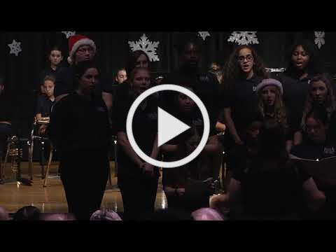 RMS Holiday Concert 2019