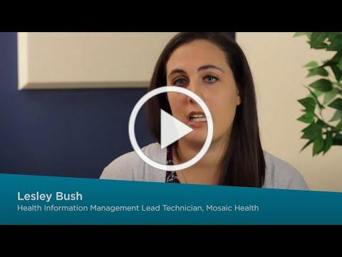 HealtheConnections: How myAlerts helps promote better care: Lesley Bush