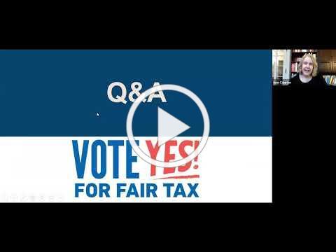 LWVIL Fair Tax Advocacy Training 4.29.20