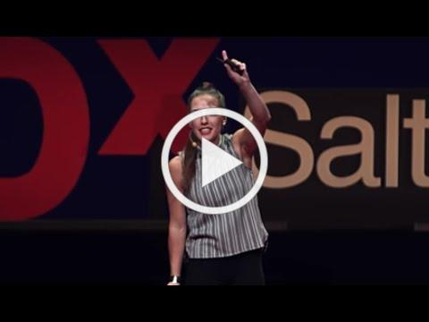 The Simple Cure for Loneliness | Baya Voce | TEDxSaltLakeCity