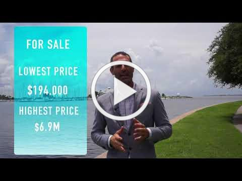 Davis Islands Real Estate Market Minute July 2018