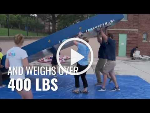 Make A Splash World's Largest Kickboard