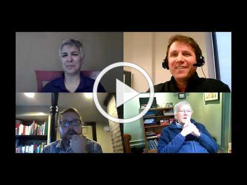 """Public Space & Mobility"" Community Conversation, RR Lecture Series (Live Meeting, 3/31/21)"