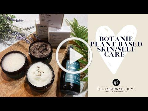 Botanie | Plant Based Skin/Self Care
