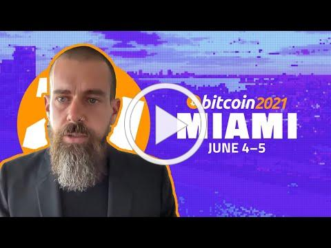 Jack Dorsey Banking The Unbanked @ Bitcoin 2021 Miami🔥🔥