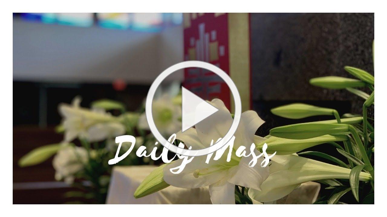 Daily Mass | April 13