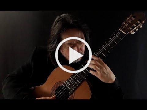 "Masakazu Ito Performing ""Gran Jota"" by Francisco Tárrega"