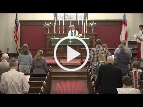 Sunday Service on September 5, 2021