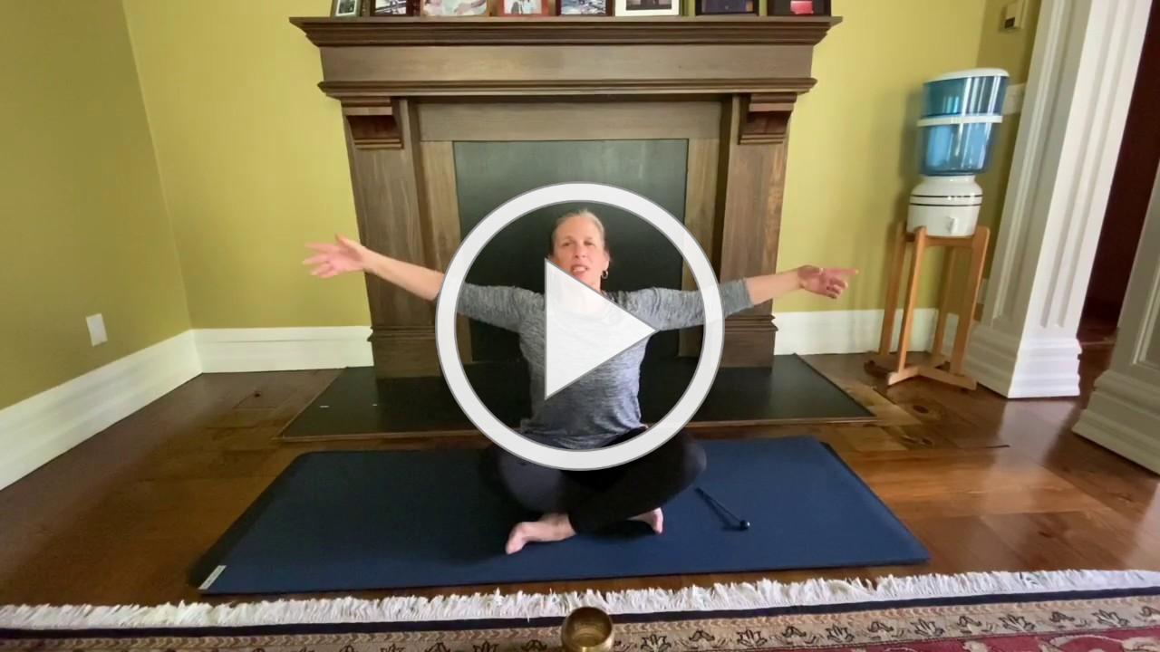 Family Yoga Time with Joy: Morning Yoga
