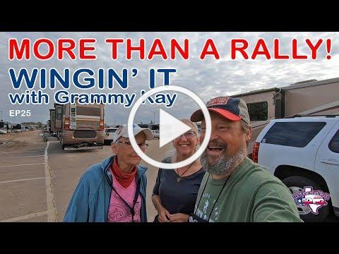 Our 1st Big Rally | FMCA 100th International Convention | Wingin' It!, Ep 25 | RVTY