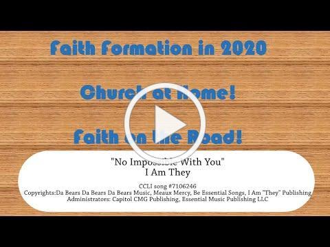 Faith Formation in 2020, Emmanuel Lutheran Church, PV