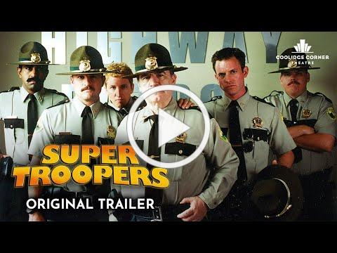 Super Troopers | Original Trailer | Coolidge Corner Theatre
