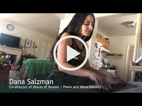 Musician Dana Salzman - I Am an Artist - East Bay Center for the Performing Arts