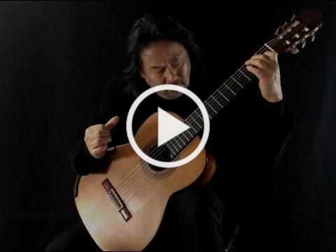 "Masakazu Ito Performing ""Variations on Sakura"" by Yuquijiro Yocoh"