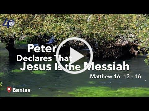 Bible Live: Revelation of Jesus as the Messiah