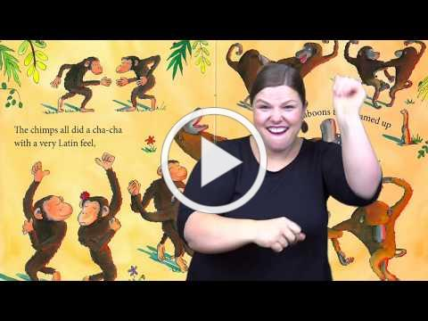 """Giraffes Can't Dance"" : ASL Storytelling"