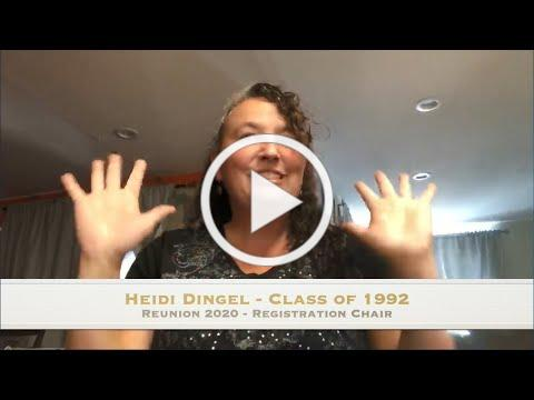 CSDAA Registration Chair's Message - Vlog #1