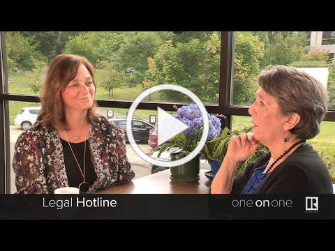 Legal Hotline One-on-One: Annie and Pili Debate the Buyer's Agency Agreement