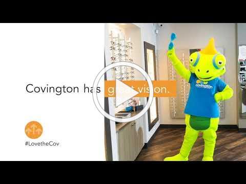 Covington has...
