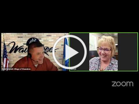 Leading with Humility - Todd's Conversation with Nancy Zastrow