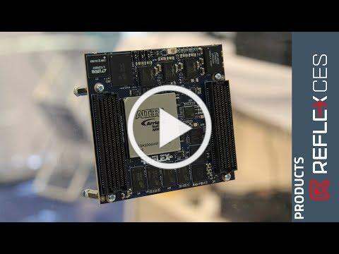 Arria 10 SoC disruptive System-on-Module from REFLEX CES