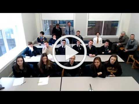 Ohio - Ireland Connected Classroom - Subtitles