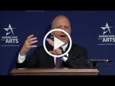 Arts & Economic Prosperity 5 Briefing on Capitol Hill: Randy Cohen