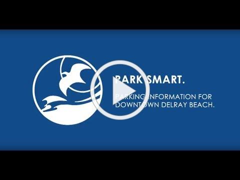 Park Smart- Parking Information For Downtown Delray Beach