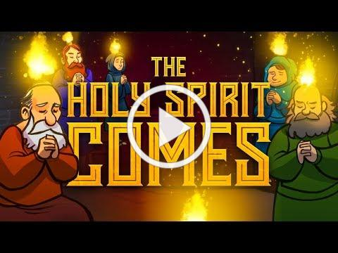 Pentecost for Kids: The Holy Spirit Comes - Acts 2 Bible Story (Sharefaithkids.com)