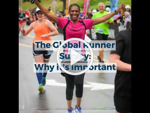 2020 Global Runner Survey: Why it's important