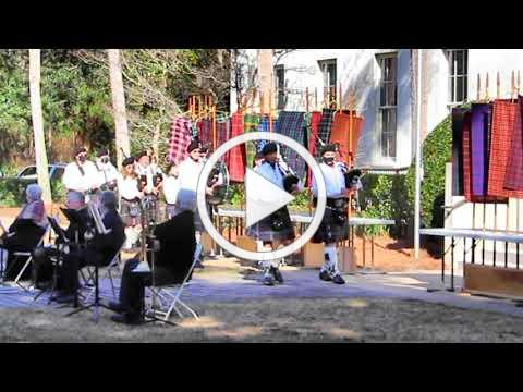 Highland Cathedral - SSPC Chanel Ensemble and First Coast Highlanders