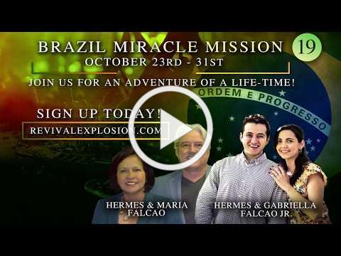 Brazil Miracle Mission 2019