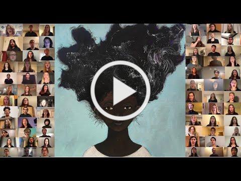 My Hair is a Garden - A Virtual Performance