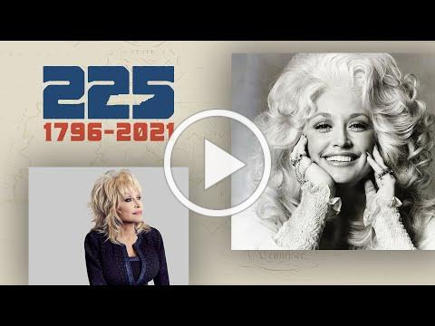 Dolly Parton Lends Her Voice to Celebrate 225 Years of TN Statehood