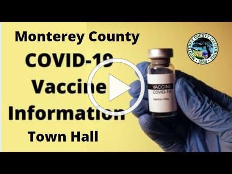 Vaccine Information Townhall 1.14.21
